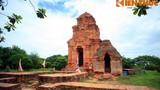 Lặng ngắm tòa tháp Chăm tuyệt đẹp của Phan Thiết