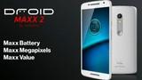 Soi điện thoại Droid Maxx 2 với thời lượng pin khủng 48 giờ