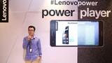 """Cận cảnh 2 mẫu smartphone """"nóng hổi"""" của Lenovo ở VN"""