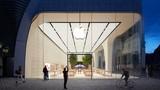 Ngắm Apple Store tuyệt đẹp do thiên tài Jony Ive thiết kế