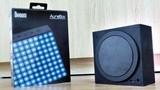 Cận cảnh loa di động tích hợp 100 bóng đèn LED AuraBox