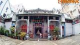 """Hội quán người Hoa có vị trí """"lạ lùng"""" ở Sài Gòn"""