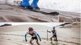 Chuyện lạ thể thao VN: Tập trên cát để đi thi… trượt tuyết!