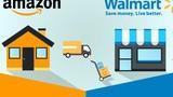 """Kết nào cho cuộc chiến giữa 2 """"đại gia"""" Amazon và Walmart?"""