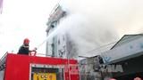 Đồng Nai: Cháy lớn thiêu rụi kho xưởng hàng trăm mét vuông