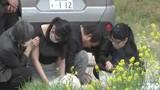 Gia đình khóc ngất đến nơi phát hiện thi thể bé Nhật Linh