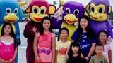 Du khách tận hưởng hè sôi động tại Sun World Danang Wonders