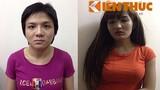 Trai giả gái ăn trộm điện thoại iPhone khách tây