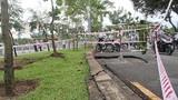 Mặt đường ở TP HCM phát nổ, dân hoảng hốt tháo chạy