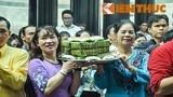 Hàng ngàn người dân Nam bộ tìm về Khu tưởng niệm các vua Hùng