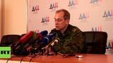 Chiến sự bùng phát ở làng Peski, Donetsk