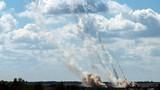 Súng cối vang rền ở thành trì quân ly khai Ukraine