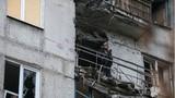 Làng quê đông Ukraine tiêu điều trong chiến sự ác liệt