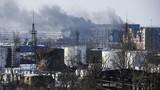 Quân đội Ukraine tái chiếm sân bay Donetsk?
