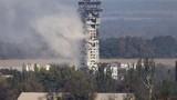 Lo sợ, Ukraine giấu nhẹm thông tin chiến sự sân bay Donetsk?