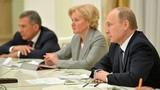 Tổng thống Putin hé lộ người kế nhiệm năm 2018