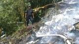 Lại rơi trực thăng ở Mexico, ba người chết