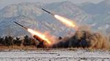 Bực Mỹ-Hàn, Triều Tiên thẳng tay bắn thử bốn quả tên lửa