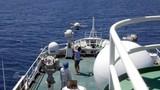 Cận cảnh tàu Trung Quốc dùng UAV giám sát ở Biển Đông