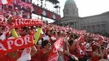 Hoành tráng diễn tập kỉ niệm 50 năm ngày Quốc khánh Singapore