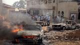 Đánh bom đẫm máu ở Nigeria, 50 người chết