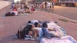 Thảm cảnh màn trời chiếu đất sau vụ nổ ở Thiên Tân