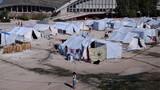 Tình cảnh người dân Syria sống trong trại tị nạn ở Latakia