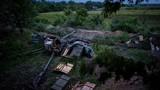 Cuộc sống của binh sỹ Ukraine ngoài chiến tuyến