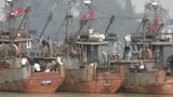 Chìm tàu cá Triều Tiên, 8 người chết
