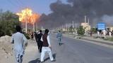 Hiện trường đánh bom ở thủ đô Afghanistan, gần 350 người thương vong