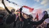 Ảnh: Giới trẻ Anh biểu tình sau kết quả trưng cầu Brexit