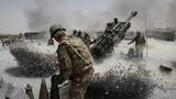 Những hình ảnh trong cuộc chiến ác liệt tại Afghanistan