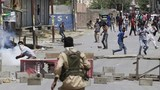 Đụng độ dữ dội ở Kashmir qua ảnh