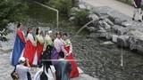 Cuộc sống thường nhật ở Hàn Quốc qua ảnh AP