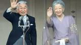 Chùm ảnh về Nhật hoàng Akihito