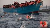 Khoảnh khắc cứu hàng nghìn người di cư trên Địa Trung Hải