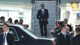 Quan chức Trung Quốc hét lớn lúc đón Tổng thống Obama dự G20