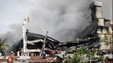 Hiện trường vụ cháy nhà máy ở Bangladesh, 23 người chết