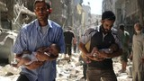 Xót xa số phận trẻ em Syria trong bom rơi đạn lạc