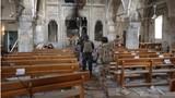 Soi nhà thờ ở đông Mosul bị phiến quân IS tàn phá