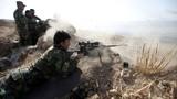 Chùm ảnh chiến binh người Kurd trên chiến trường đánh IS