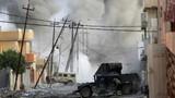 Ảnh: Quân đội Iraq vừa bao vây thành trì Mosul