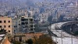 Loạt ảnh nóng hổi, mới nhất ở thành phố Aleppo