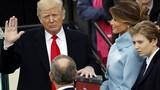 Hình ảnh nổi bật trong lễ nhậm chức của ông Donald Trump