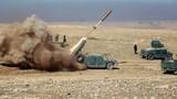 Ảnh mới nhất về chiến dịch Iraq đánh IS ở tây Mosul