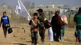 Ảnh: Xót thương dân Iraq chạy IS ở tây Mosul