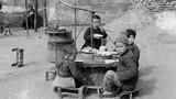 Khung cảnh phố cổ Bắc Kinh hồi những năm 1940