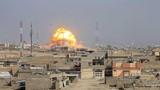 Loạt ảnh chưa từng biết về đánh IS ở Tây Mosul