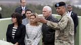 Ảnh: Phó TT Mỹ Pence thăm Hàn Quốc giữa căng thẳng Triều Tiên