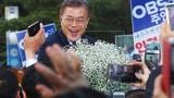 Chân dung tân Tổng thống Hàn Quốc vừa đắc cử Moon Jae-in